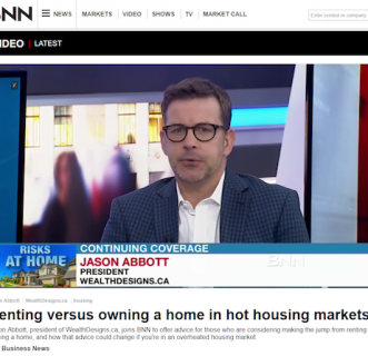 Renting versus owning a home in hot housing markets